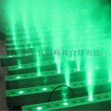 直銷防水跑馬DMX洗牆燈牆體橋樑染色燈室外線條燈