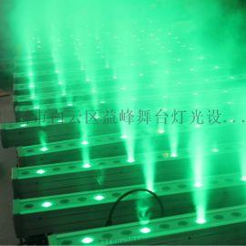 直销防水跑马DMX洗墙灯墙体桥梁染色灯室外线条灯