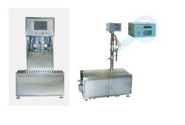 化工液体专用中包装液体灌装机