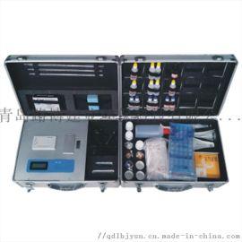 LB-G02型智能多参数土壤肥料养分测试仪