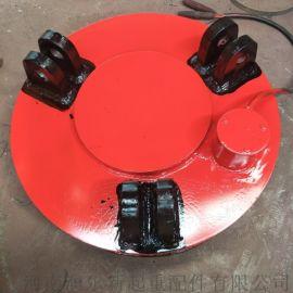 起重机电磁吸盘图片  废钢废铁用电磁吸盘