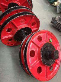 河南厂家批量销售  起重机专用50T滑轮组