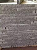 芝麻灰石材背景墙园林酒店外墙背景墙