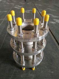 隆盛不锈钢伸缩接节,限位伸缩接头,可拆卸接头