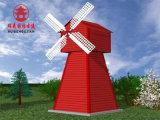 重庆风车厂家,景区精美的荷兰风车定制厂