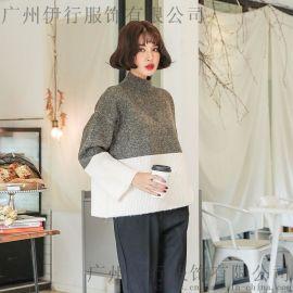 品牌尾货 艾凸Aitoo连衣裙女装品牌折扣批发 什么是服装货尾 北京尾货裤子批发市场