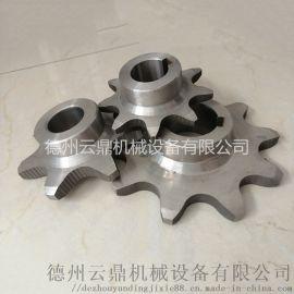 云鼎直销304不锈钢工业用传动链轮 规格齐全