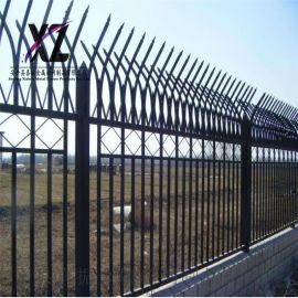 庭院围墙栏杆,别墅  围墙栏杆,防盗围墙防护栏