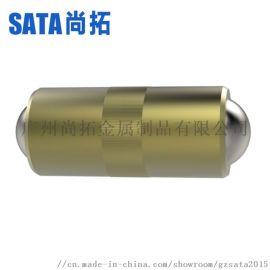 GN614.2双头定位珠/双球柱塞/双侧型球头柱塞