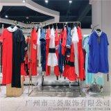 空序夏装上海原创设计师品牌女装折扣货源