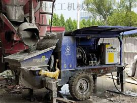 细石混凝土泵生产厂家生产的细石泵质量怎么样