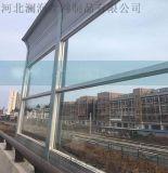 直弧式聲屏障 涪城區直弧式聲屏障設計生產安裝