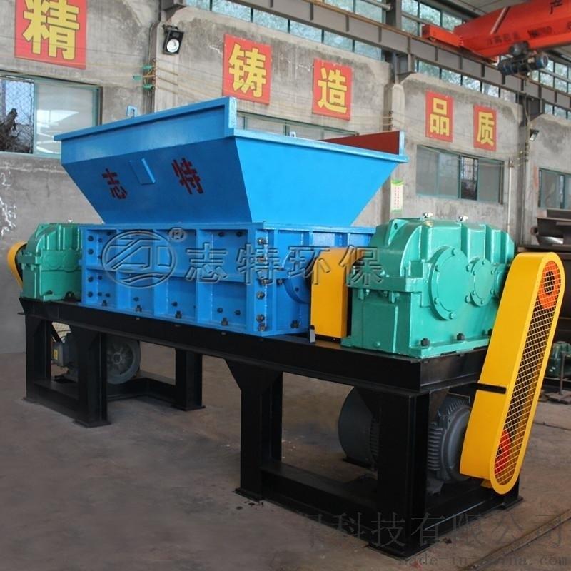 山東油泥塊破碎機生產廠家/廢油泥破碎機市場價格
