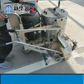 济南路面划线机热熔划线机