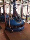 淄博太極二手3000升搪玻璃電加熱反應罐