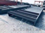 移動式攔污柵清污機  小型迴轉式清污機
