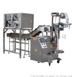 每日坚果颗粒包装机 组合水果茶自动称重计量包装机