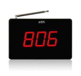 迅铃SC-R15 餐饮会所无线系统呼叫主机/服务餐厅呼叫器/无线接收小主机