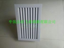 FK-9型外墙风口(500*300) 供热站铝合金外墙风口