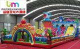 安徽亳州儿童充气大滑梯哪里有卖的厂家?