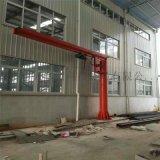 5t悬臂式起重机 仓库货场吊运货物用悬臂吊/单臂吊