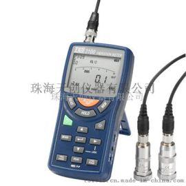 臺灣泰仕TES-3100高精度測振儀振動計