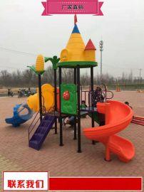 生产厂家幼儿园组合滑梯奥   器材系列