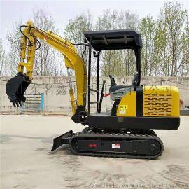 小型挖掘机 果园管理履带小钩机 工程小型挖掘机
