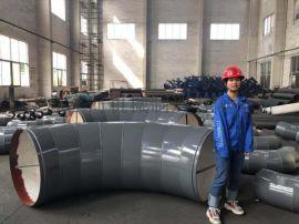 耐磨陶瓷复合管道安装 江河机械