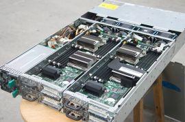 DELL C6100 4节点2U服务器游戏多开