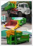 8吨勾臂垃圾车 车厢可卸式垃圾车8吨