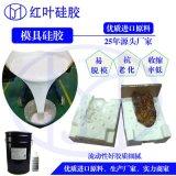 樹脂模具矽橡膠 半透明液體矽膠樹脂工藝品模具膠