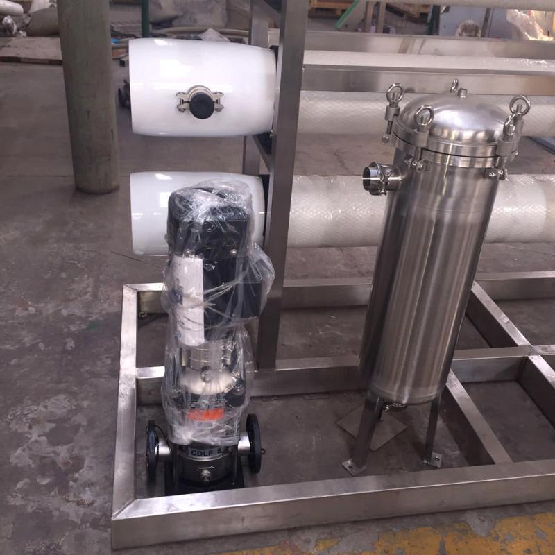 厂家直销超滤机组 反渗透机组 全自动液体灌装机