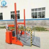 移动装卸货平台液压电动升降移动箱登车桥升降台 移动式装卸平台