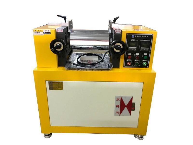 供應高質量 塑料薄膜開煉機 橡膠雜件開煉機