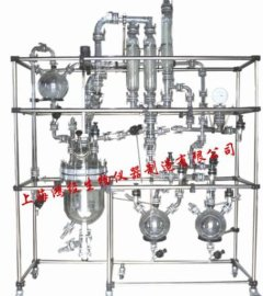 玻璃反应釜系统(HJXT-30)