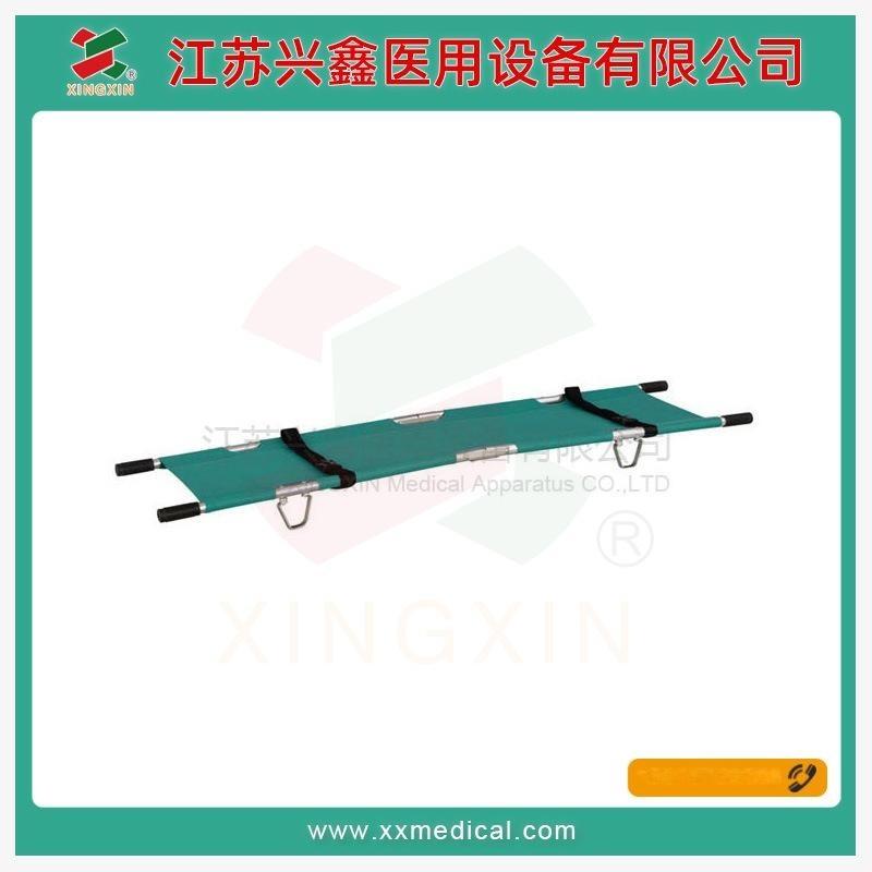 担架 YDC-1D1铝合金折叠担架(二折带支腿)