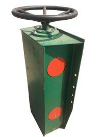 高500手动夹轨器价格 方向盘手动夹轨器 防风