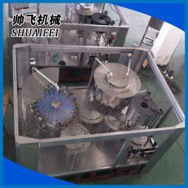 果汁灌装机生产线三合一灌装机成套