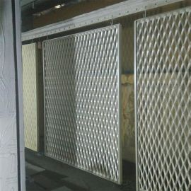 金屬裝飾網 鋁板拉伸網 幕牆裝飾網 菱形網