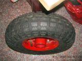 高品質高載重工具車輪胎400-6