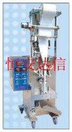 背封式颗粒自动包装机|北京包装机械|恒安达信