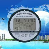 BNTL多时区显示数字时钟