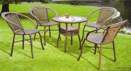 户外桌椅 分体式户外桌椅 户外桌椅五件套