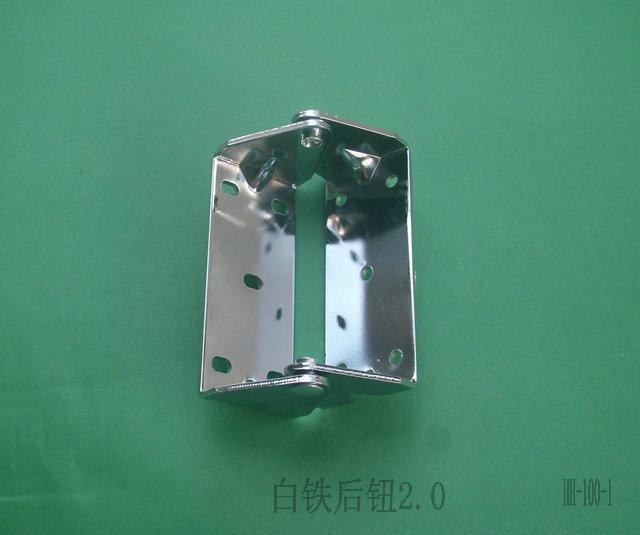 工业设备烘箱合页 烤箱合页强力门铰  设备活页 白铁后钮 机械门铰链