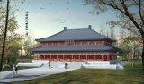 寺廟修繕施工