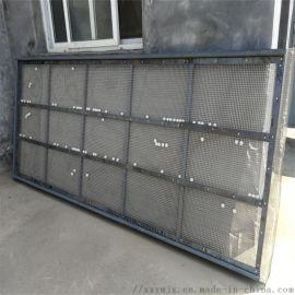 粉末矿用振动筛直线筛不锈钢金属过滤网