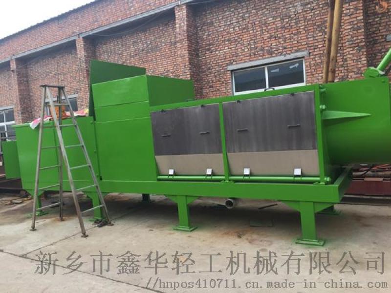 广西原生态垃圾压榨机 医疗废弃物垃圾处理