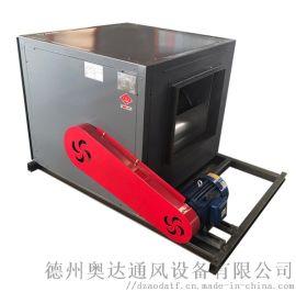 外转子空调风机箱排烟双速风机箱性能稳定