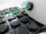 黑色硅胶防滑脚垫,自粘硅胶防滑胶垫